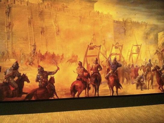 Ya'juj dan Ma'juj, Genghis Khan